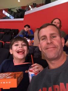 Paul attended Detroit Pistons vs. Miami Heat - NBA - Hoops for Troops Night! on Nov 5th 2018 via VetTix