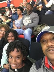 Stanley attended Detroit Pistons vs. Miami Heat - NBA - Hoops for Troops Night! on Nov 5th 2018 via VetTix