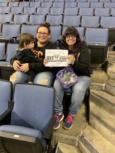 Lisa attended Ontario Fury vs TBA - MASL - Preseason Game One on Nov 10th 2018 via VetTix