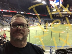 Jonathan attended Ontario Fury vs TBA - MASL - Preseason Game One on Nov 10th 2018 via VetTix