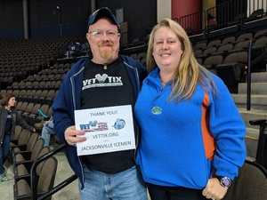 Click To Read More Feedback from Jacksonville Icemen vs. Greenville Swamp Rabbits - ECHL