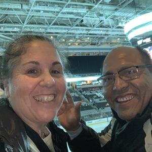 Denise attended San Jose Barracuda vs. Texas Stars - AHL on Jan 18th 2019 via VetTix