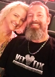 Thomas attended Rick Springfield Presents Best in Show 2018 With Loverboy, Greg Kihn, & Tommy Tutone, Welcomed by 103. 5 Bobfm on Nov 2nd 2018 via VetTix