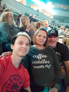 Michael attended Rick Springfield Presents Best in Show 2018 With Loverboy, Greg Kihn, & Tommy Tutone, Welcomed by 103. 5 Bobfm on Nov 2nd 2018 via VetTix