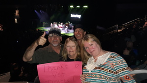 Martin Centunzi attended Rick Springfield Presents Best in Show 2018 With Loverboy, Greg Kihn, & Tommy Tutone, Welcomed by 103. 5 Bobfm on Nov 2nd 2018 via VetTix
