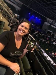 Marcey attended Rick Springfield Presents Best in Show 2018 With Loverboy, Greg Kihn, & Tommy Tutone, Welcomed by 103. 5 Bobfm on Nov 2nd 2018 via VetTix