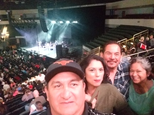 Eli attended Rick Springfield Presents Best in Show 2018 With Loverboy, Greg Kihn, & Tommy Tutone, Welcomed by 103. 5 Bobfm on Nov 2nd 2018 via VetTix