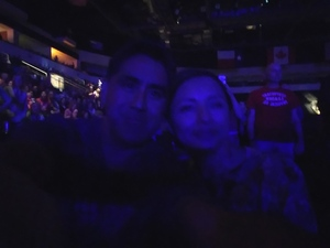 Enoc attended Rick Springfield Presents Best in Show 2018 With Loverboy, Greg Kihn, & Tommy Tutone, Welcomed by 103. 5 Bobfm on Nov 2nd 2018 via VetTix