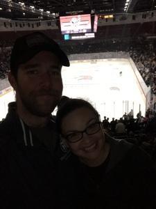 Michael attended San Diego Gulls vs. Colorado Eagles - AHL on Nov 10th 2018 via VetTix