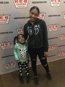 Natasha attended Texas Legends vs. Austin Spurs - Championship Celebration - Free Ring - NBA G-league Basketball on Nov 3rd 2018 via VetTix