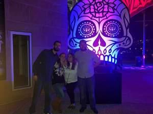 William attended Dia De Los Deftones - Heavy Metal on Nov 3rd 2018 via VetTix