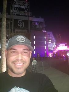 Andres attended Dia De Los Deftones - Heavy Metal on Nov 3rd 2018 via VetTix