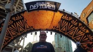 Michael attended Dia De Los Deftones - Heavy Metal on Nov 3rd 2018 via VetTix