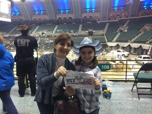 Robert attended American Finals Rodeo - Rodeo on Nov 10th 2018 via VetTix