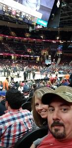Jason attended Cleveland Cavaliers vs. Denver Nuggets - NBA on Nov 1st 2018 via VetTix