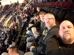 Shaun attended Cleveland Cavaliers vs. Denver Nuggets - NBA on Nov 1st 2018 via VetTix