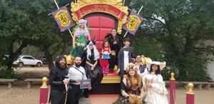 Click To Read More Feedback from Texas Renaissance Festival