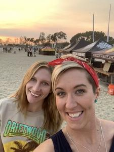 Kelly attended Driftwood Festival - Weekend Passes on Nov 10th 2018 via VetTix