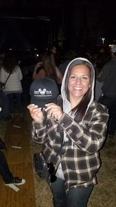 Lena attended Driftwood Festival - Weekend Passes on Nov 10th 2018 via VetTix