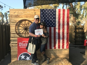 Mike attended Driftwood Festival - Weekend Passes on Nov 10th 2018 via VetTix