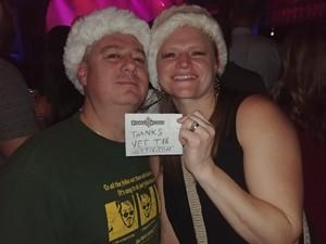 Jason attended Sister Hazel - Alternative Rock on Dec 15th 2018 via VetTix