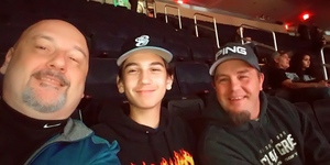 Otto attended UFC 230 - Mixed Martial Arts on Nov 3rd 2018 via VetTix