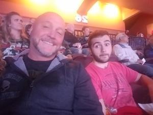Brian attended UFC 230 - Mixed Martial Arts on Nov 3rd 2018 via VetTix
