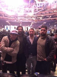 Steve attended UFC 230 - Mixed Martial Arts on Nov 3rd 2018 via VetTix