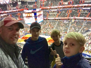 Sean attended Washington Wizards vs. Orlando Magic - NBA on Nov 12th 2018 via VetTix