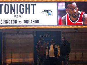 Kenneth attended Washington Wizards vs. Orlando Magic - NBA on Nov 12th 2018 via VetTix