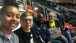 Joey attended Washington Wizards vs. Orlando Magic - NBA on Nov 12th 2018 via VetTix