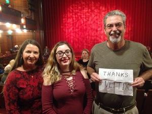 JAMES BRANDER attended Nutcracker Performed by Philadelphia Dance Theatre - Friday on Nov 23rd 2018 via VetTix