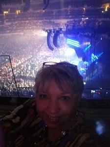 Kathryn attended Keith Urban: Graffiti U World Tour - Country on Nov 3rd 2018 via VetTix