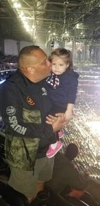 Ruben attended Los Angeles Clippers vs Minnesota Timberwolves - NBA - Military Monday on Nov 5th 2018 via VetTix