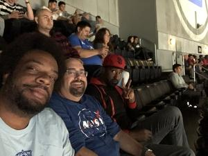 Dave attended Los Angeles Clippers vs Minnesota Timberwolves - NBA - Military Monday on Nov 5th 2018 via VetTix
