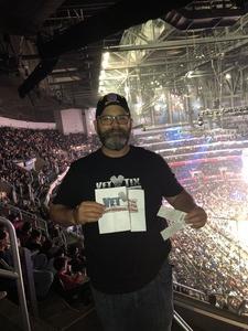 Robert attended Los Angeles Clippers vs Minnesota Timberwolves - NBA - Military Monday on Nov 5th 2018 via VetTix