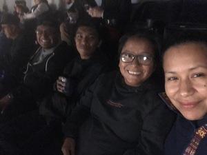 Leslie attended Los Angeles Clippers vs Minnesota Timberwolves - NBA - Military Monday on Nov 5th 2018 via VetTix