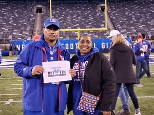 Click To Read More Feedback from New York Giants vs. Tampa Bay Buccaneers - NFL