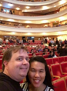Shar attended The Wonderful Music of Oz - Presented by the Pacific Symphony on Nov 10th 2018 via VetTix