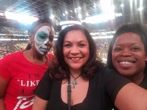 Linda attended Phoenix Suns vs. Toronto Raptors - NBA on Nov 2nd 2018 via VetTix