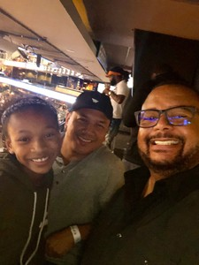 Ricardo attended Phoenix Suns vs. Toronto Raptors - NBA on Nov 2nd 2018 via VetTix
