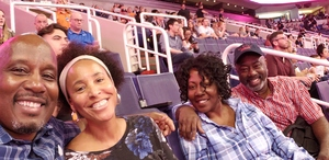 richard attended Phoenix Suns vs. Toronto Raptors - NBA on Nov 2nd 2018 via VetTix