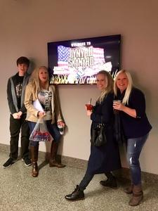 Mary attended Lynyrd Skynyrd - Farewell Tour on Nov 2nd 2018 via VetTix