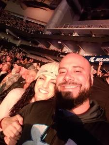 Daniel attended Lynyrd Skynyrd - Farewell Tour on Nov 2nd 2018 via VetTix