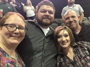 Melissa attended Lynyrd Skynyrd - Farewell Tour on Nov 2nd 2018 via VetTix