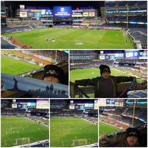 RAY attended New York City FC vs. Atlanta United FC - Eastern Conference Finals - MLS on Nov 4th 2018 via VetTix