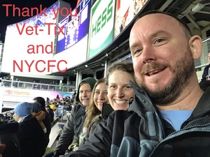 Corey attended New York City FC vs. Atlanta United FC - Eastern Conference Finals - MLS on Nov 4th 2018 via VetTix