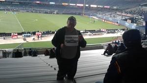 Gary attended New York City FC vs. Atlanta United FC - Eastern Conference Finals - MLS on Nov 4th 2018 via VetTix