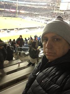 wilson attended New York City FC vs. Atlanta United FC - Eastern Conference Finals - MLS on Nov 4th 2018 via VetTix