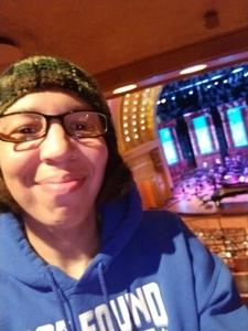 JERNELL attended Promuisca Chamber Orchestra Presents Mozart & Montero on Nov 11th 2018 via VetTix